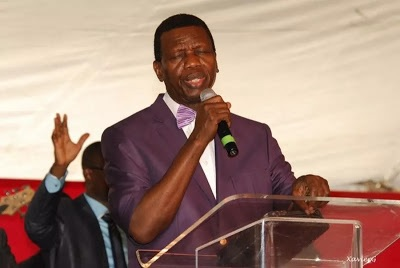 """""""Anyone that cannot stay a day with sex needs deliverance"""" - Pastor Adeboye"""