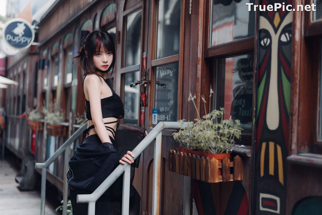 Image Chinese Cute Model - 疯猫ss (Fengmaoss) - Rebellious Young Girl - TruePic.net - Picture-2