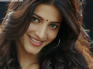 Shruti Hassan Facebook Cover Wallpapers