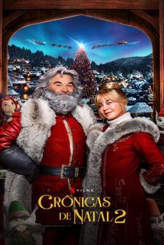 Crônicas de Natal: Parte Dois Torrent - WEB-DL 720p/1080p Dual Áudio