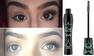 Essence Lash Princess, kajal, best kajal,