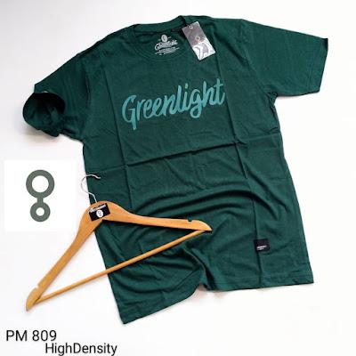 BAJU KAOS GREENLIGHT (PM809)