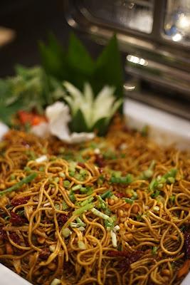 Chow Mien ala Ibis Kitchen Pontianak