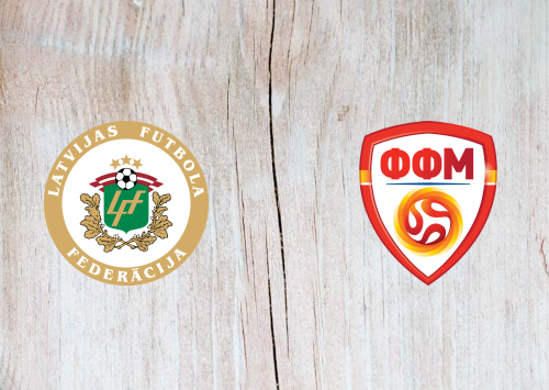 Latvia vs North Macedonia -Highlights 9 September 2019