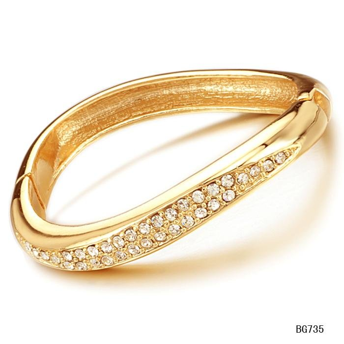 Luxury Elegant Gold Jewelry Bracelets Design Gold Design