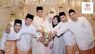 perkahwinan diana amir
