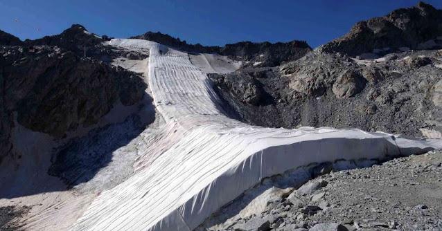 ghiacciaio presena