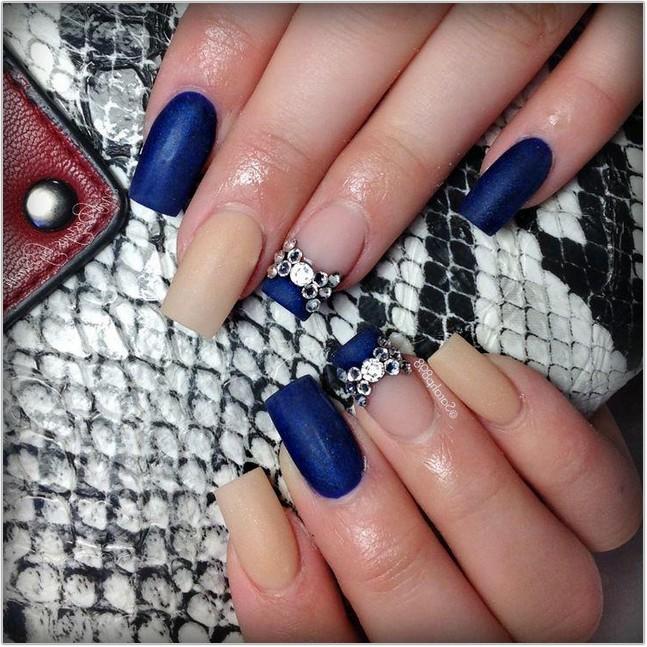 New Acrylic Nail Trends