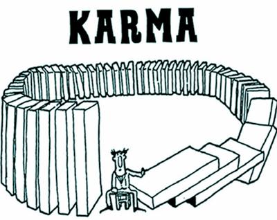 Karma - Sorriso na Web