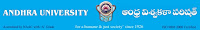Andhra University logo