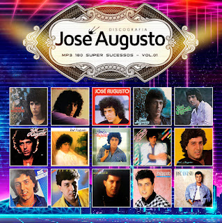 MP3 - José Augusto - Discografia - Vol.1 (2019)