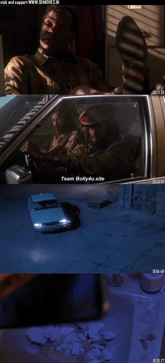 Predator 2 (1990) Dual Audio Hindi 720p BluRay 800mb