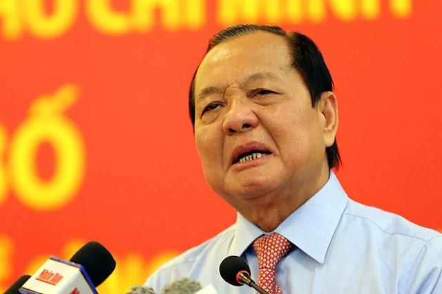 Quan lộ của cựu Bí thư Thành ủy TP HCM Lê Thanh Hải vừa bị cách chức