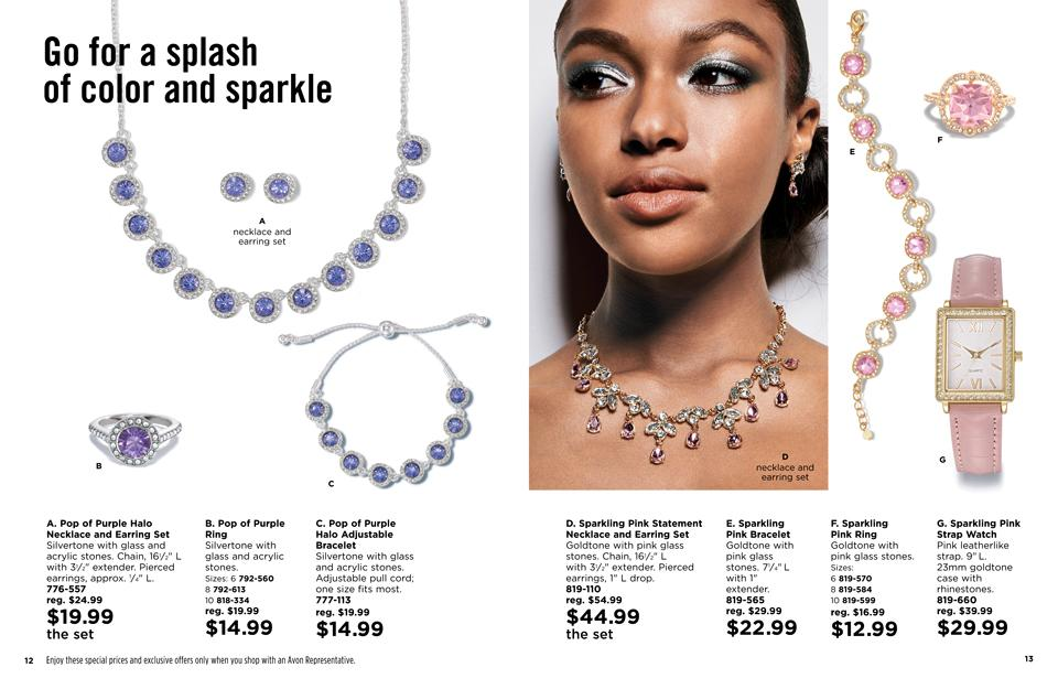 Go For A Splash Of Color And Sparkle
