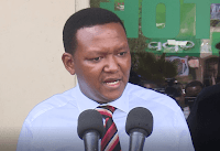 Mutua - Governor MUTUA tells RUTO and his allies to resign if they are not comfortable with CBK's directive of phasing out Sh 1000