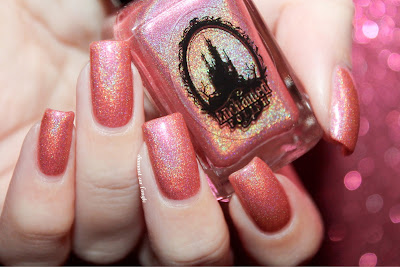 "Swatch of the nail polish ""June 2013"" from Enchanted Polish"