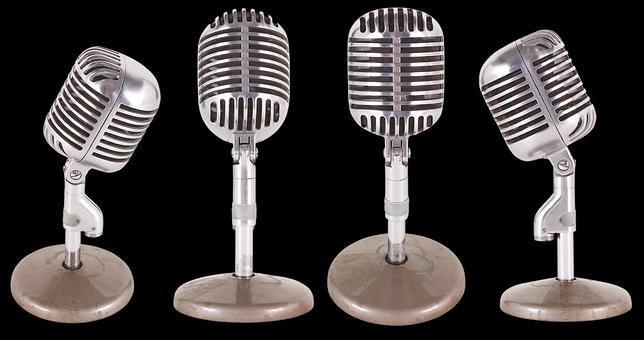 Pengertian Microphone: Fungsi, Cara Kerja Dan Jenis Microphone