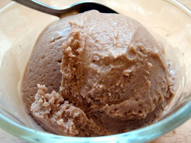 Gelato Dukan al Cioccolato