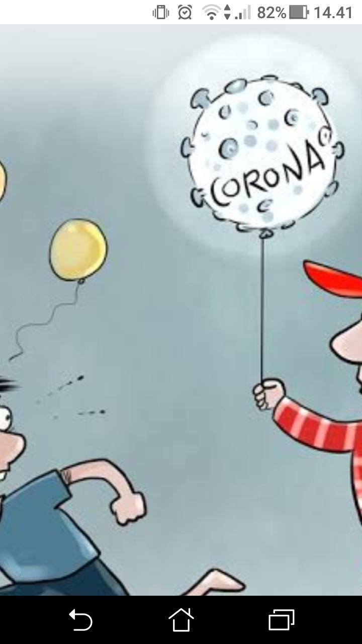 Menyikapi wabah corona