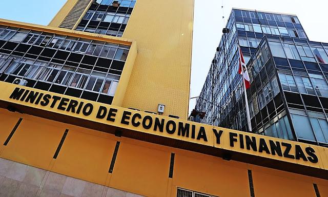 El Ministerio de Economía del Perú