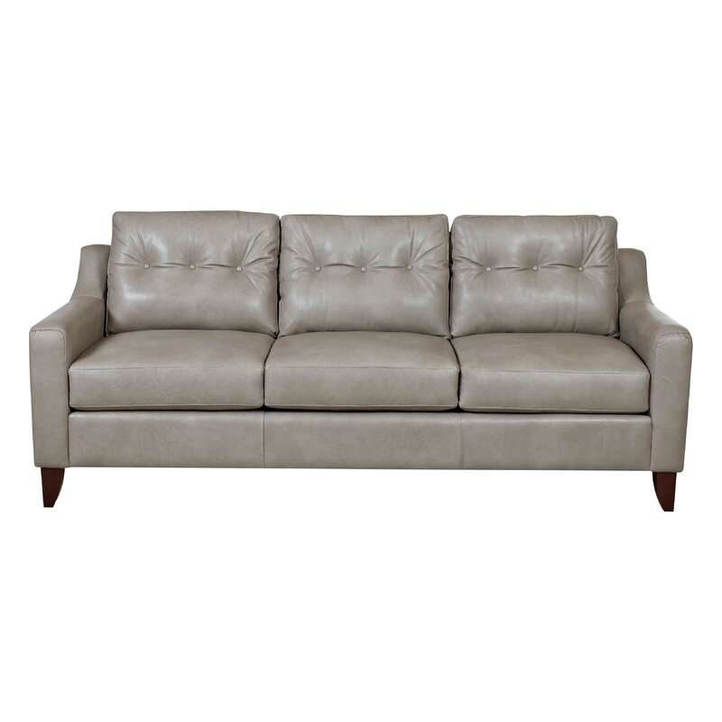 Review Levell Leather Sofa Industrial Sofas Ghd