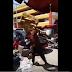 Viral! Pria Ngamuk Banting Dagangan Seorang Ibu Yang Halangi Mobil Pelat Merah