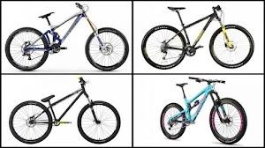 Different Types of Mountain Bikes