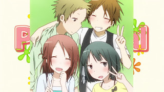 Ishuukan Friends BD Batch Subtitle Indonesia