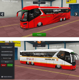 Download Mod BUSSID Simulator indonesia sr 2