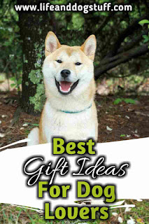 50 Best Gift Ideas for Dog Lovers.