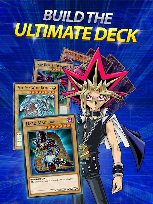 yugioh duel links v 440 mod apk mega mod full