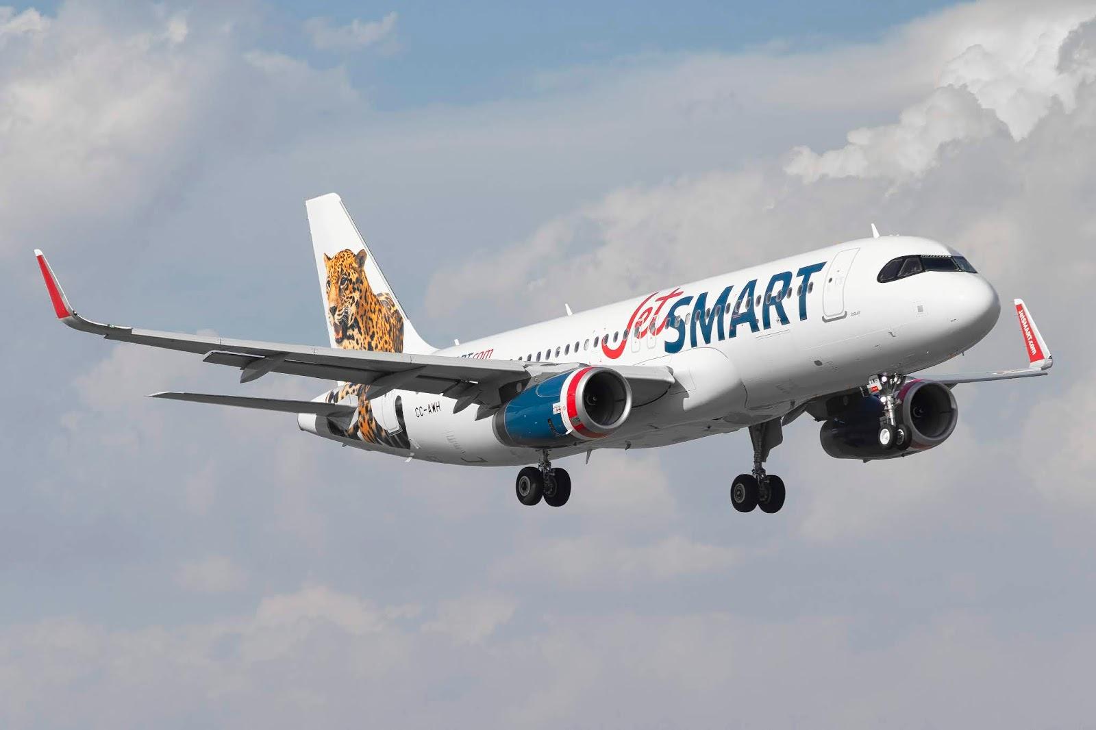 JetSMART chega ao Brasil com voos a partir de São Paulo, Foz do Iguaçu e Salvador para o Chile | É MAIS QUE VOAR