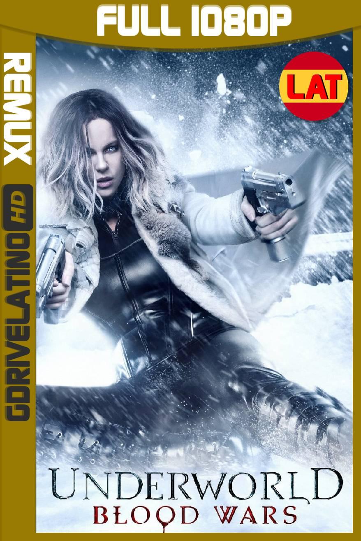 Inframundo: Guerras de Sangre (2016) BDRemux 1080p Latino-Ingles MKV