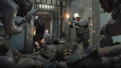 Download Payday 2 PC Highly Compressed