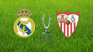 شاهد مباراة إشبيلية و ريال مدريد بث مباشر اليوم اونلاين مباشره بجودات مختلفة  على موقع ايجى جول