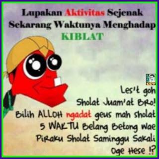 Status WA Islami