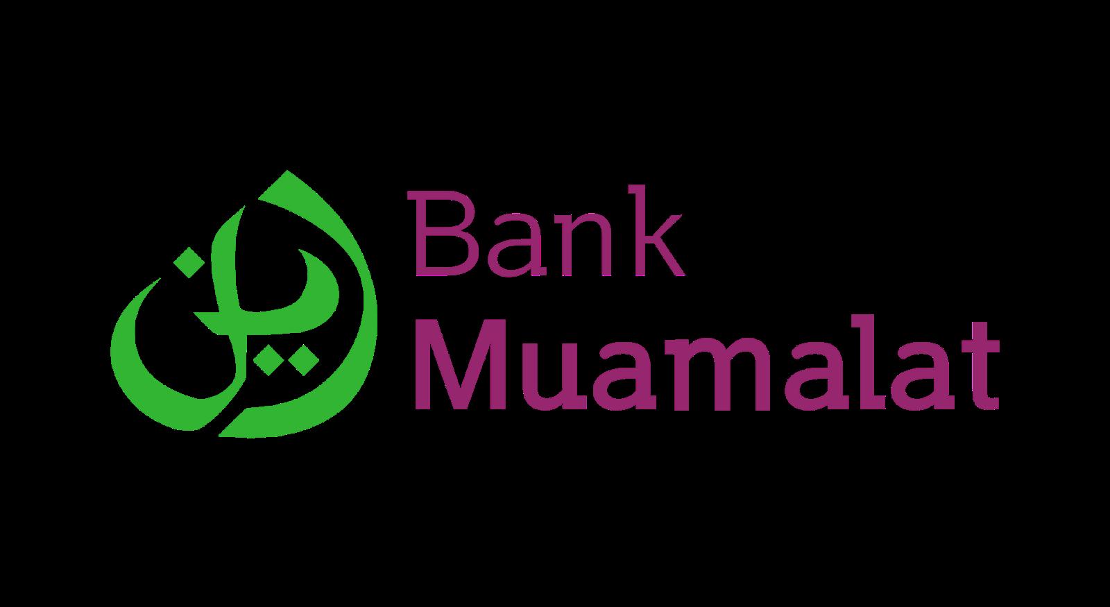 Logo Bank Muamalat Format PNG