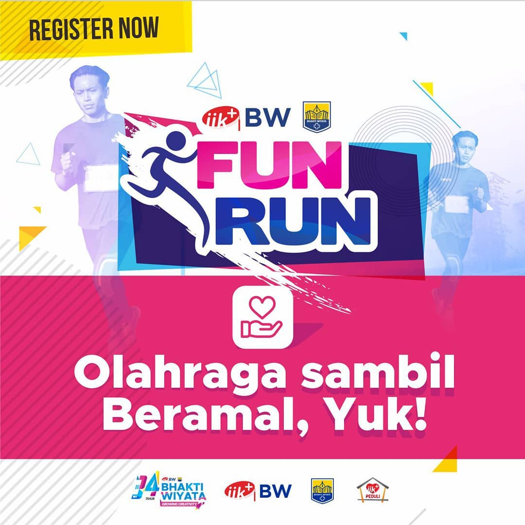 Bhakti Wiyata - Fun Run • 2019