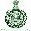 HSSC Mandi Supervisor Shift Wise Answer key 2017 - 28 May Paper Solution PDF File