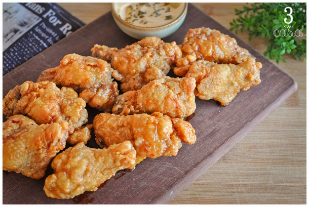 receita buffalo wings
