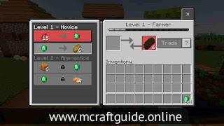 Minecraft trading 1