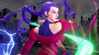 La adivina Rose llega a Street Fighter V Champion Edition