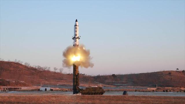 Fuente rusa: Pyongyang está listo para ataque nuclear contra EEUU