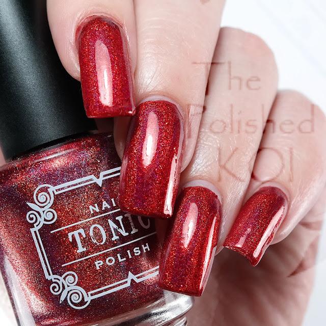 Tonic Polish Santa Baby
