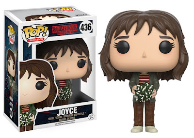Stranger Things Joyce Pop! Vinyl Figure by Funko
