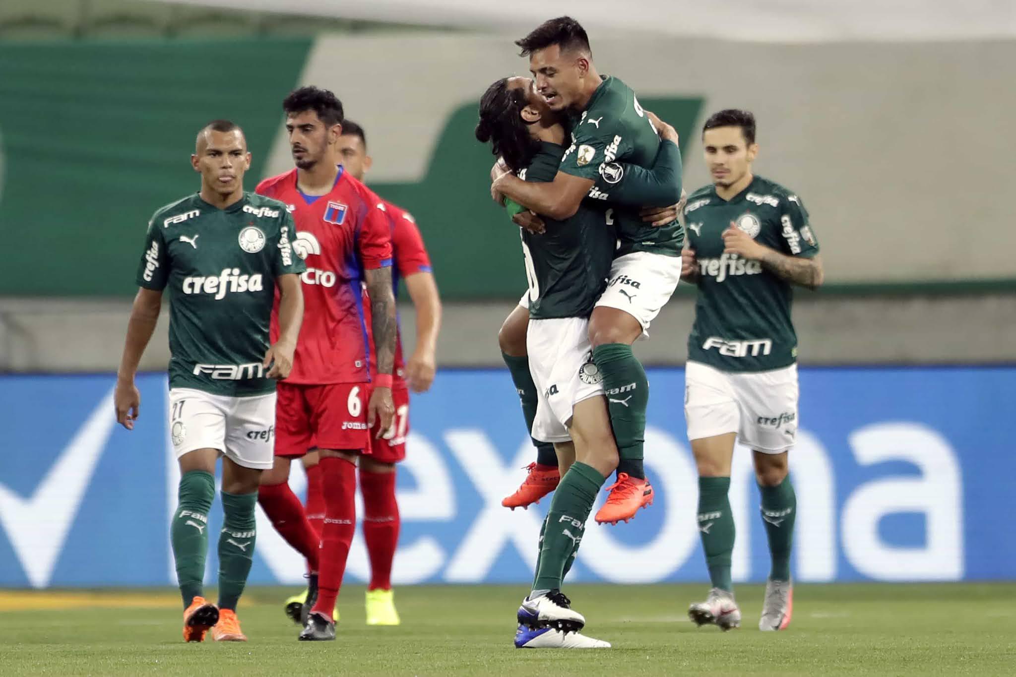 Tigre Palmeiras copa libertadores