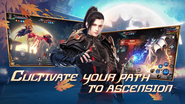 Download Perfect World Mobile Mod Apk