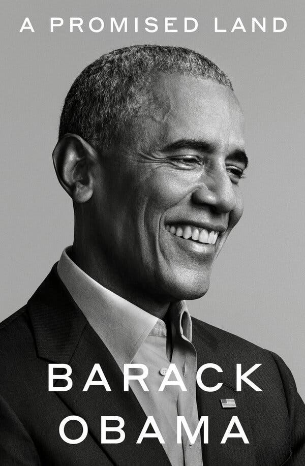 "Read : Barack Obama's diaries ""The Promised Land,"" achieving fantastic profits so far"