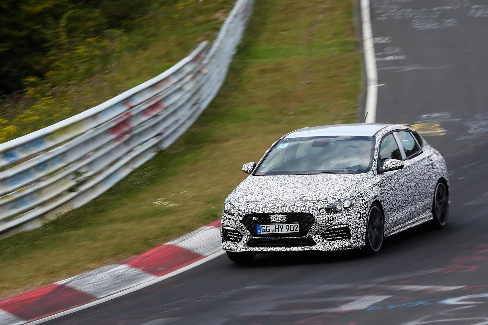Hyundai i30 N Fastback Affirmed For Paris Auto Show Debut