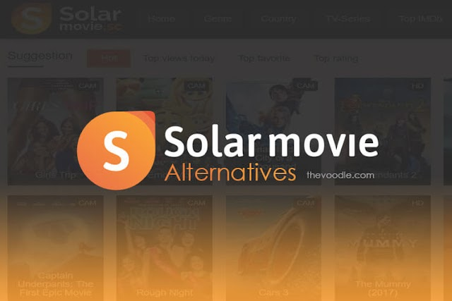 Solarmovie Akternatives